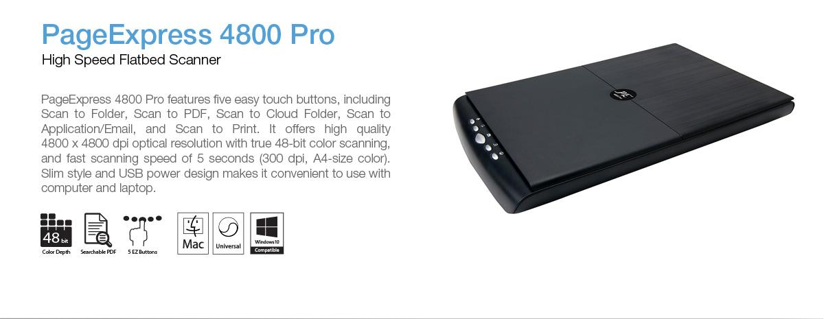 PageExpress 4800 Pro